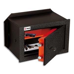 Coffre-fort à encastrer SICLI 1120 à clé 10,5 litres