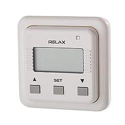 Simu Relax Ultra Roller Shutter Timer Switch Shutter Timer Timer Shutter Clock Switch Motor Tubular Motor for Roller Shutter Drives