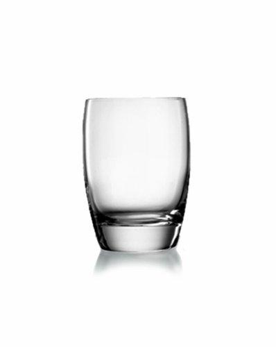 Luigi Bormioli Michelangelo 26.5 cl Masterpiece Old Fashioned Glass (Giftbox of 4)