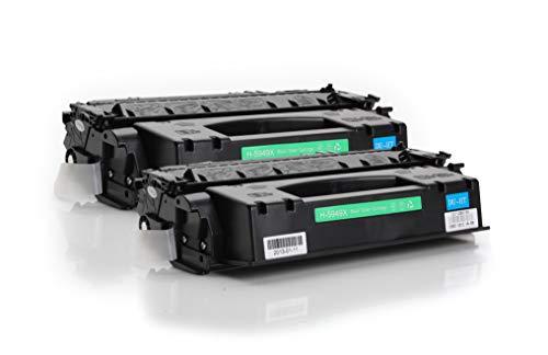 Toner Twin Pack kompatibel zu HP 49X / Q5949X   2X gebraucht kaufen  Wird an jeden Ort in Deutschland