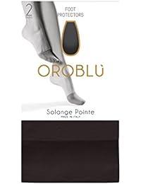 Oroblu Zehlinge Solange Pointe - Spitzenschoner - Zehenschutz, 2 Paar