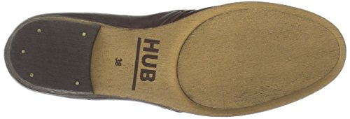 Hub Hally L81, Bottes Braun (Dark Brown 017)