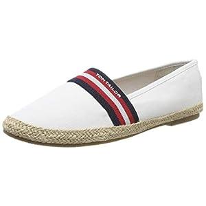 TOM TAILOR für Frauen Schuhe Slipper mit Streifen