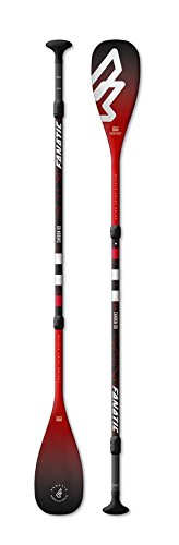 "Fanatic Carbon 80 Paddles 6,75"" Adjustable 3-Pieces 20… 