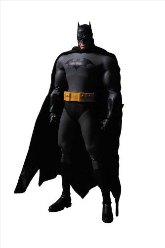 DC Comics Figura RAH 1/6 Batman (Batman Hush) Black Version 30 cm 2