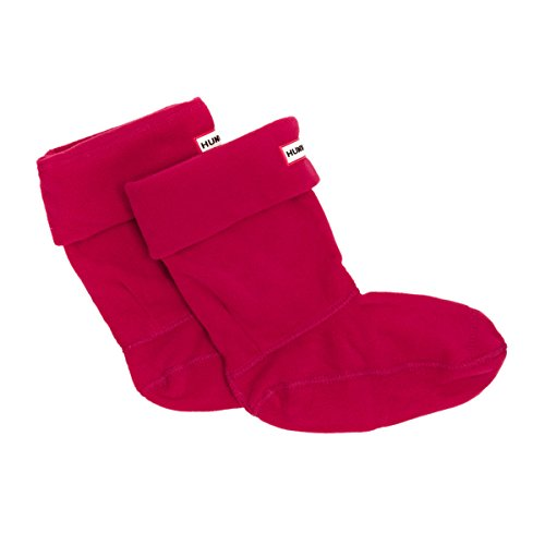 Hunter Short Boot Socks Red