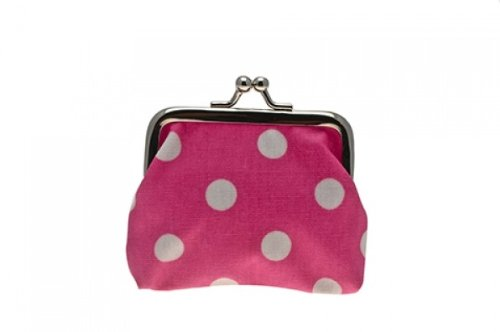 pink-dotty-oilcloth-coin-purse