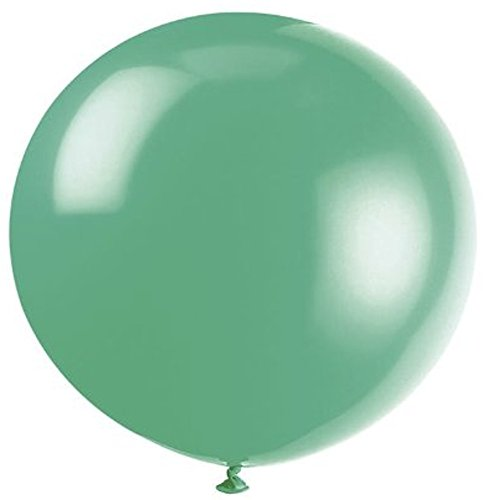 tri-balloons-giant-36-3-foot-latex-balloons-green