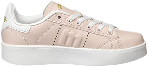 MTNG Attitude Baker, Chaussures de sport femme Rose ,  (ACTION PU Nudeo)
