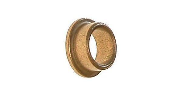 AJ0610-12 Flanged Oilite Bearing Bush 3//8 x 5//8 x 3//4