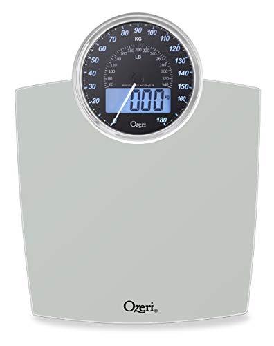 Ozeri Báscula Digital Baño Rev Dial Peso Electromecánico