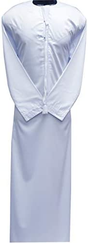 Thobe, Dishdasha, Kandora Arabic Muslim Wear For Men's with Long Sleeve Round