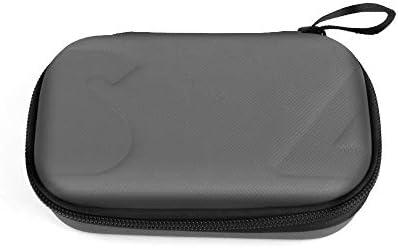 JXE Sacoche de Transport Rigide étanche pour DJI Osmo Pocket Noir | Bien Connu Pour Sa Fine Qualité