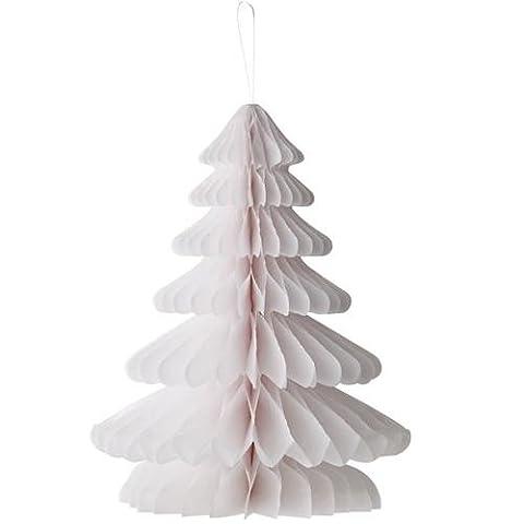 Bloomingville Weihnachtsbaum Wabenpapier
