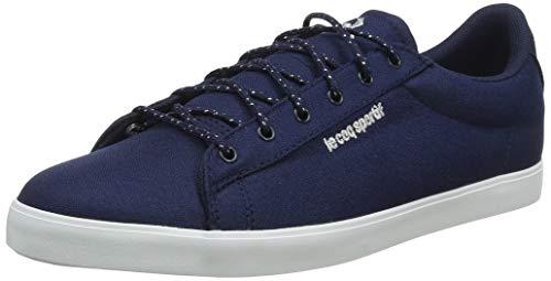 Le Coq Sportif Damen Agate Dress Blue Sneaker, Blau, 39 EU