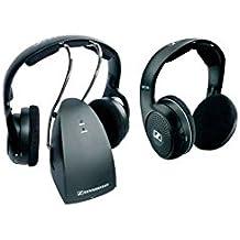 Sennheiser RS 119 - Auriculares de diadema cerrados inalámbrico (con transmisor audio, 3.5 mm