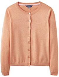 Joules Womens Skye Neat Fitted Button Up Classic Cardigan 3d8716395