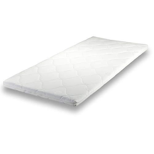 Schlaraffia BULTEX® Topper - Höhe 7 cm - Bezug waschbar - Kaltschaum-Topper (140 x 200 cm)