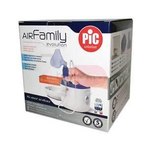 Aerosol PIC AIR FAMILY evolution