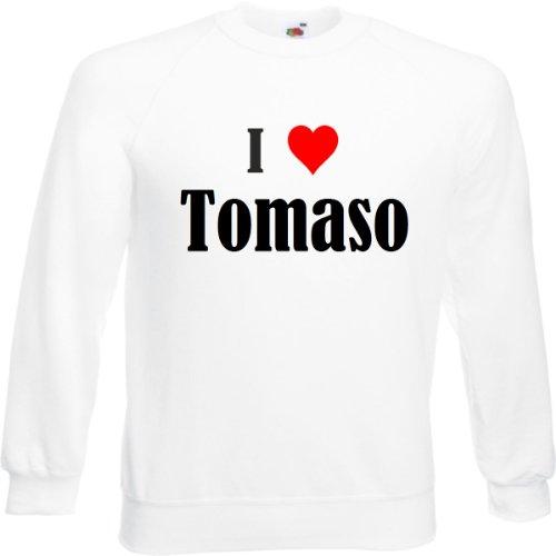 sweatshirti-love-tomasogrosse2xlfarbeweissdruckschwarz