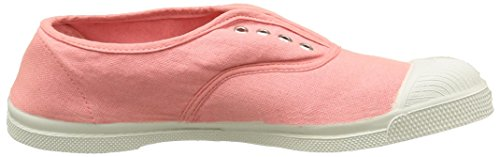 Bensimon Tennis Elly, Baskets Basses Femme Rose (442 Rose)