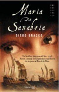 Maria de Sanabria Cover Image
