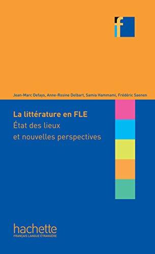COLLECTION F - La Littrature en classe de FLE