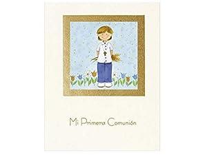 Edicromo  - Libro Elegance de mi Primera comunión  Azul