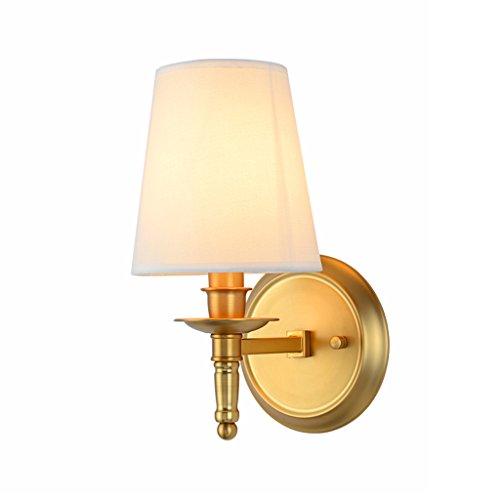 && Perfect & - Américain country mur lampe salon escalier entrée escalier miroir miroir simple lampe de chevet pastoral chambre de chevet