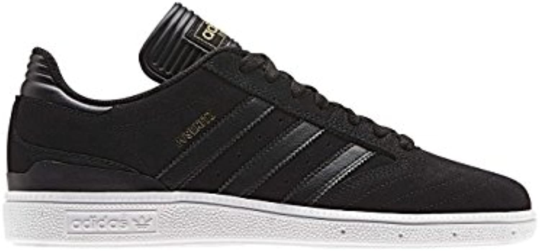 Adidas Busenitz Black Black White 43