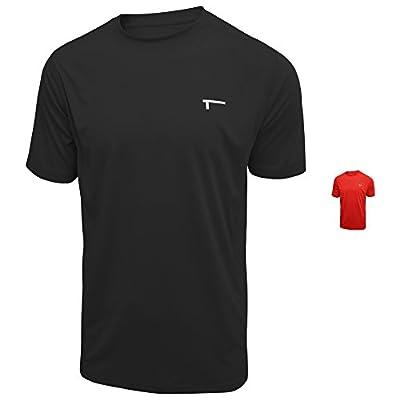 TREN Herren COOL Premium Performance Vent SS Tee Funktionsshirt T-Shirt Kurzarm