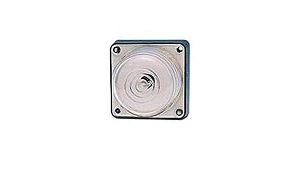 Honeywell Ademco 710CL Strobe Light w// Clear Lens
