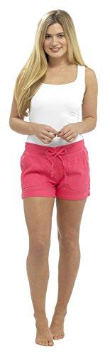 Tom Franks - Bas de pyjama - Uni - Femme Rosa - Pink