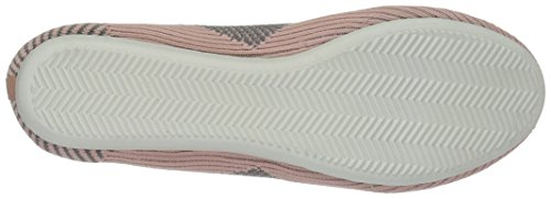 STEVEN by Steve Madden Women's NC-Beck Flat Blush Multi
