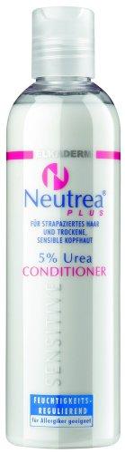 3 x Elkaderm Neutrea Sensitiv Conditioner 250 ml. Haarpflege für Allergiker