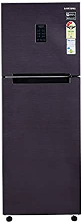 Samsung 253 L 3 Star Frost Free Double Door Refrigerator (RT28K3723UT , Pebble Blue)