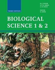 Biological Science 1 and 2: v. 1&2
