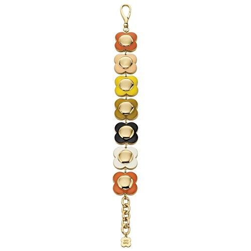 Orla Kiely gänseblümchenkett Multi farbige Blume Armband