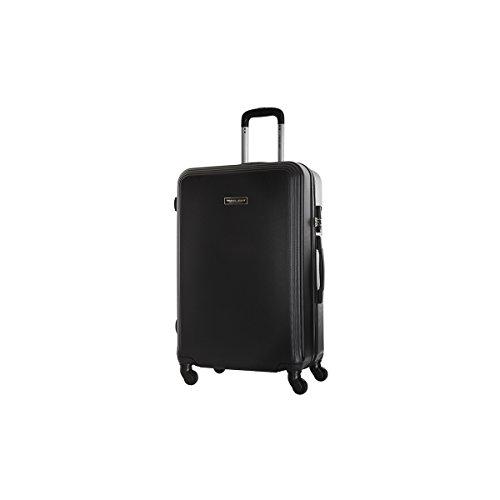 Valises Rigides Travel One Alicudi Noir M - 1 à 2 Semaines