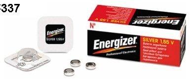 1-Pile-Energizer-337-SR416SW-0-de-mercure-piles-bouton-en-oxyde-dargent