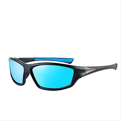 MJDL Sonnenbrille Klassische Hochwertige Pc Rahmen Hd Objektiv Polarisierte Uv400 Outdoor Sports Sonnenbrille Für Männer Frauen 4
