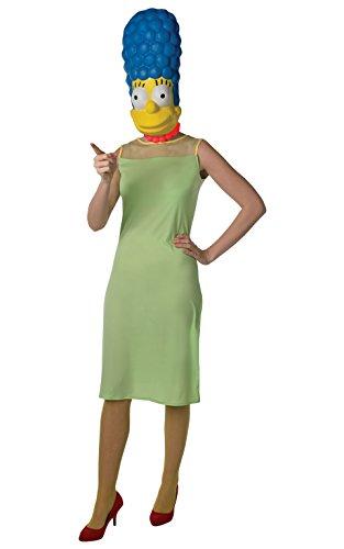 Rubie 's Offizielles Erwachsene 's Marge Simpson Kostüm Classic–Kleine Größe
