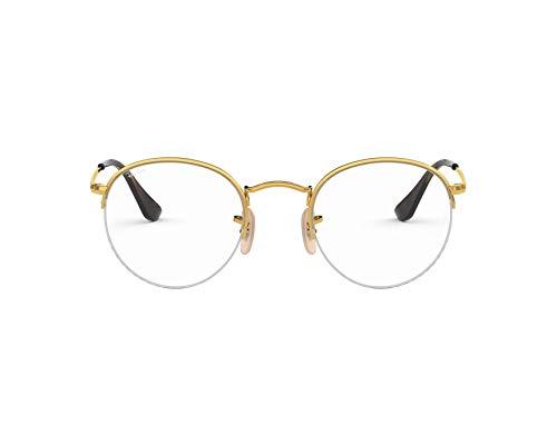Ray-Ban Unisex-Erwachsene 0RX3947V Brillengestelle, Gold, 51