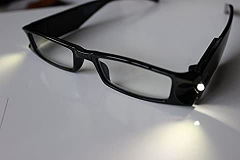 LightSpecs by Sight Station - Liberty Reading Glasses (Strength: 1.5)