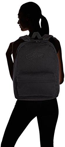 Vans Damen Rucksack G Realm Backpack, Onyx, 42.5 x 32 x 12.5