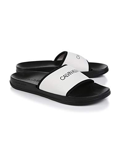 Calvin Klein Underwear Badeschuhe White