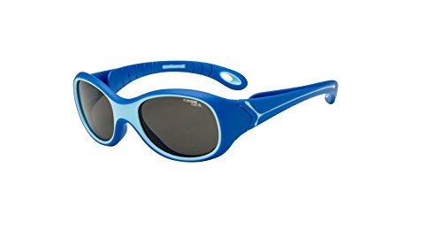 Cébé Kinder S'Kimo Sonnenbrille, Matt Marine Light Blue, Small