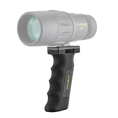 Perfect home Visionking Tragbarer Handgriffhalter mit 1/4 Zoll Schraube für Monocular-Teleskop,...