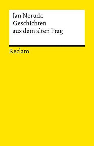 Geschichten aus dem alten Prag (Reclams Universal-Bibliothek)