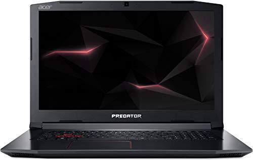 "Acer Predator PH317-52-77LX 2.2GHz i7-8750H Intel® CoreTM i7 di ottava generazione 17.3"" 1920 x 1080Pixel Nero Computer portatile"